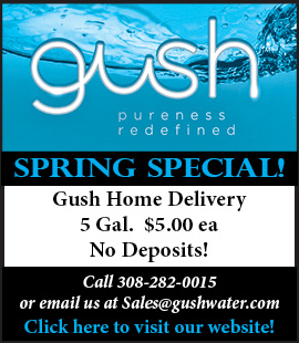 Gush Water Spring Special