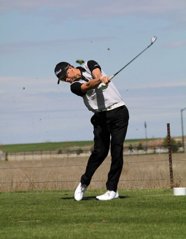 Sahr sets record at Nebraska Intercollegiate