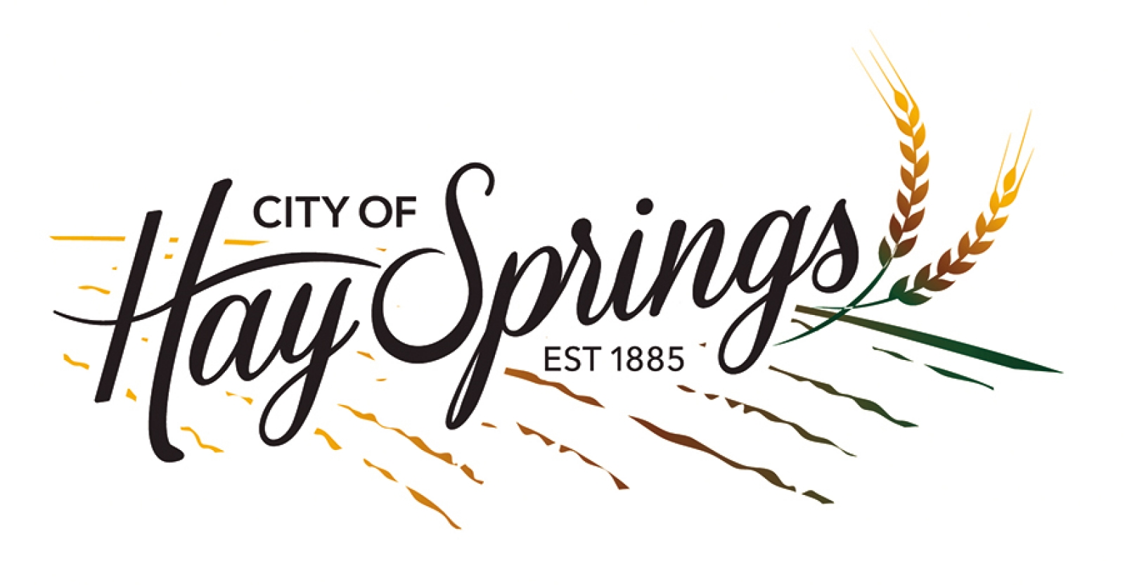 Hay Springs City Council accepts new city logo, discusses rate study