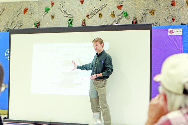 Community Action Planning Meeting held to plan Gordon's future