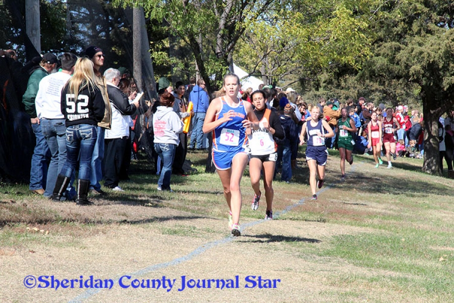 Wellnitz named to All-State Cross Country team