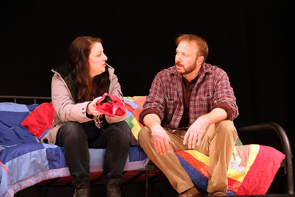 "Sheridan County Players' ""Almost Maine""  ends this weekend"