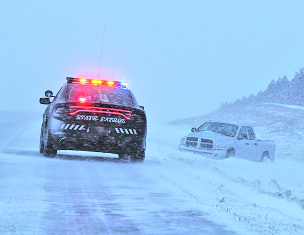 Winter weather causes several accidents in the Panhandle