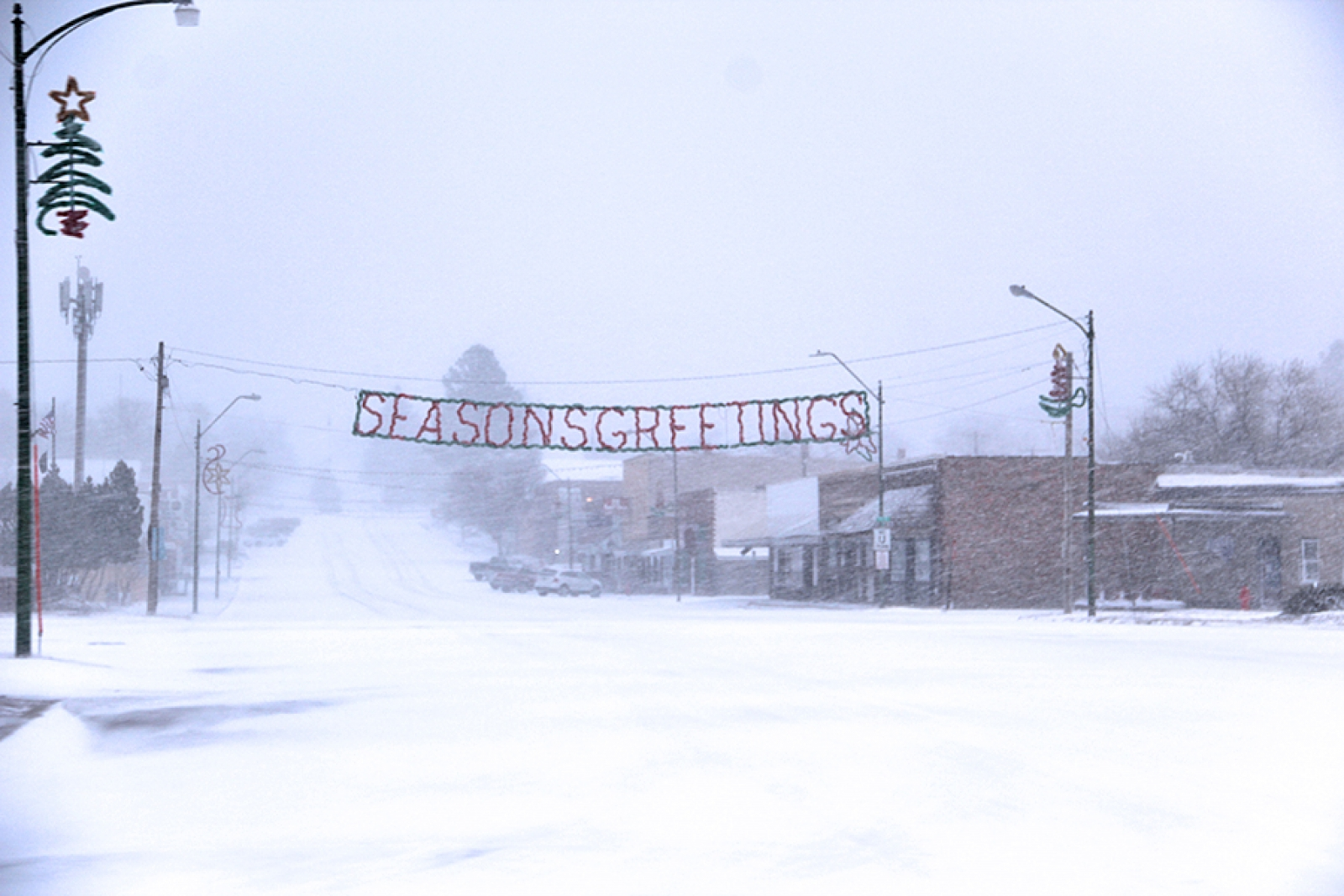 Sheridan County gets first snow of winter: Were you prepared?
