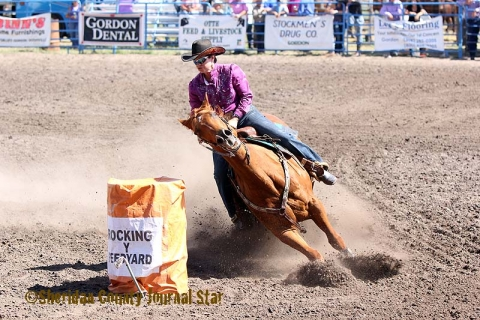 SCFR Saturday Open Rodeo