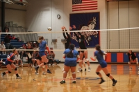 Gordon-Rushville Volleyball vs Chadron