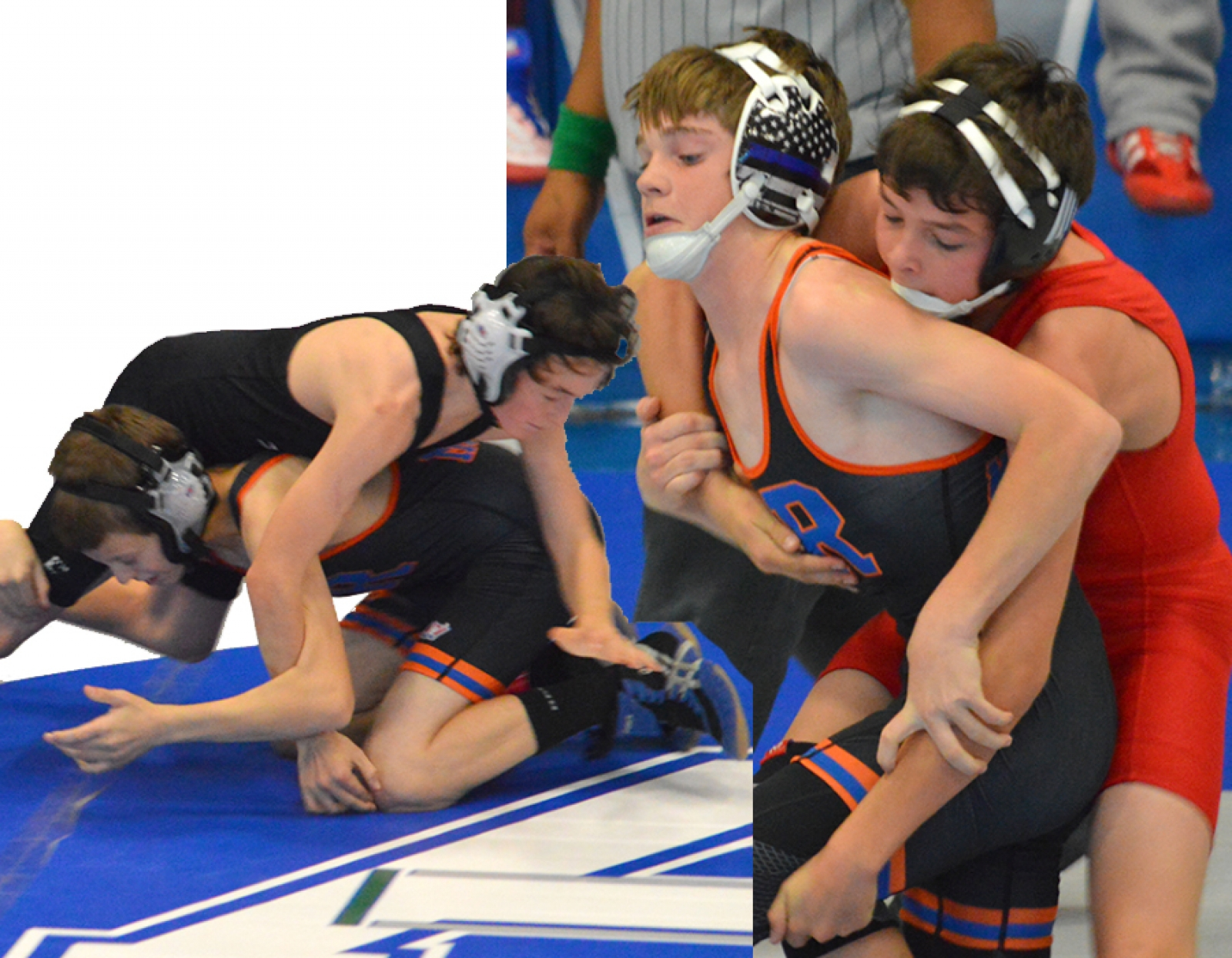 GR Junior High Wrestling Results for Chadron and Alliance