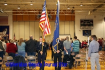 Gordon-Rushville Veterans Day Program 2015