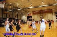 Gordon-Rushville Basketball vs. Mullen