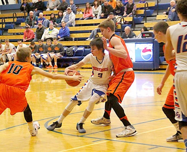 Mustangs' season ends on last-second shot