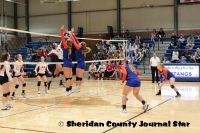 GR Volleyball vs Chadron at GR Invite 9/14/19