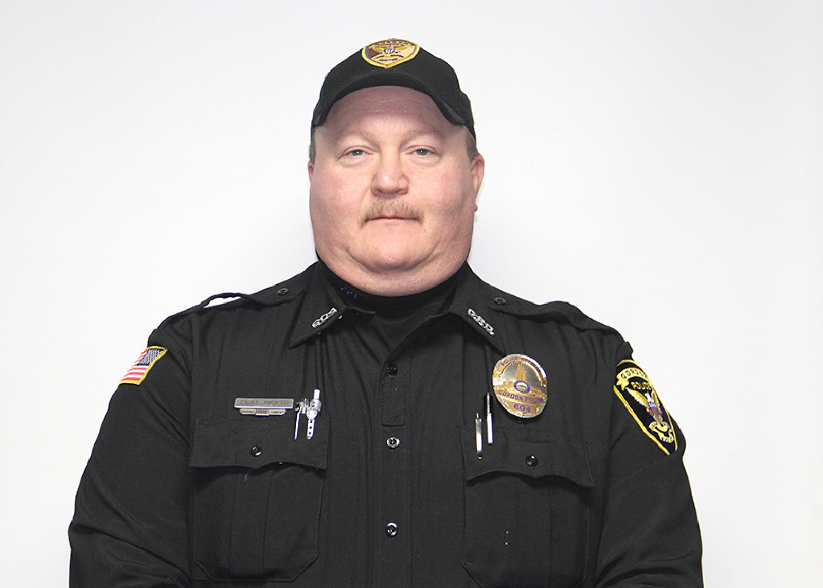 Heath named Gordon Chief of Police