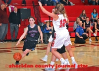 Gordon-Rushville basketball vs Chadron
