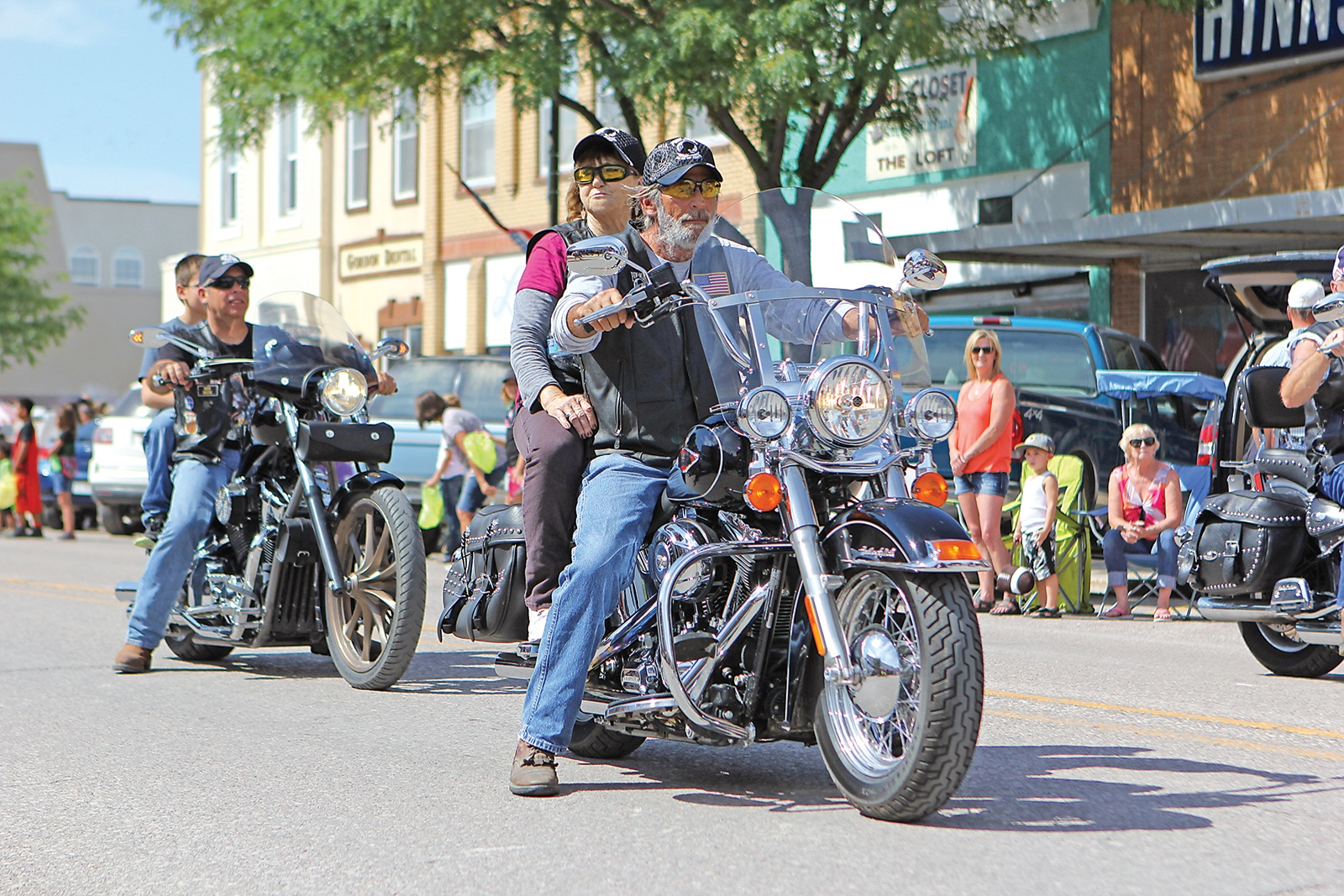 American Legion Riders continue to offer support services