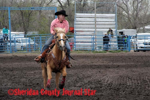 High School Rodeo 5/23/15