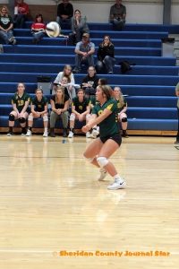 GR Volleyball vs Hay Springs October 7, 2019