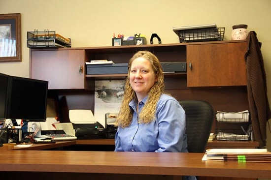 Sara Rittgarn, CPA, of Gordon, is now available in the new FALCO satellite office in downtown Gordon.