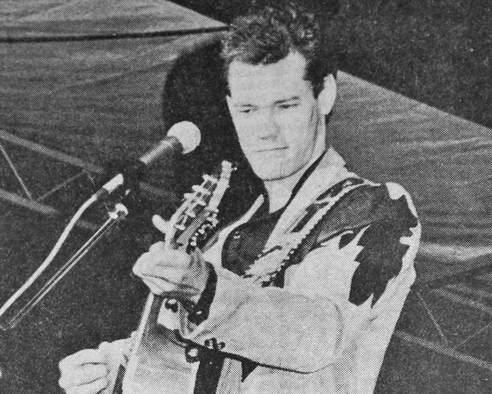 Sheriff celebrates 40th year working SCF&R: Robbins recalls Randy Travis concert