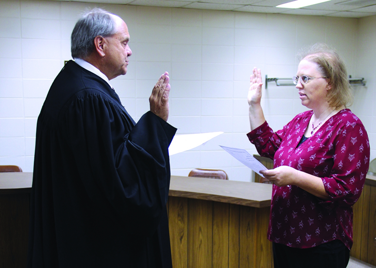 Commissioners appoint Tina Skinner as County Assessor