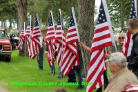 Memorial Day 2018 - Gordon Cemetery