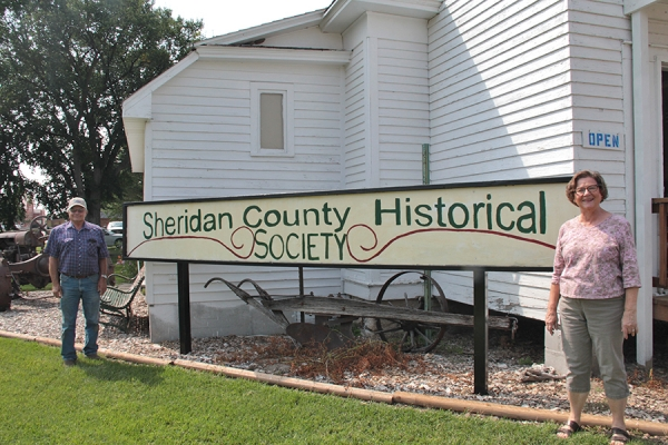 Fun Days Grand Marshals 'Hooked' On Sheridan Co. History