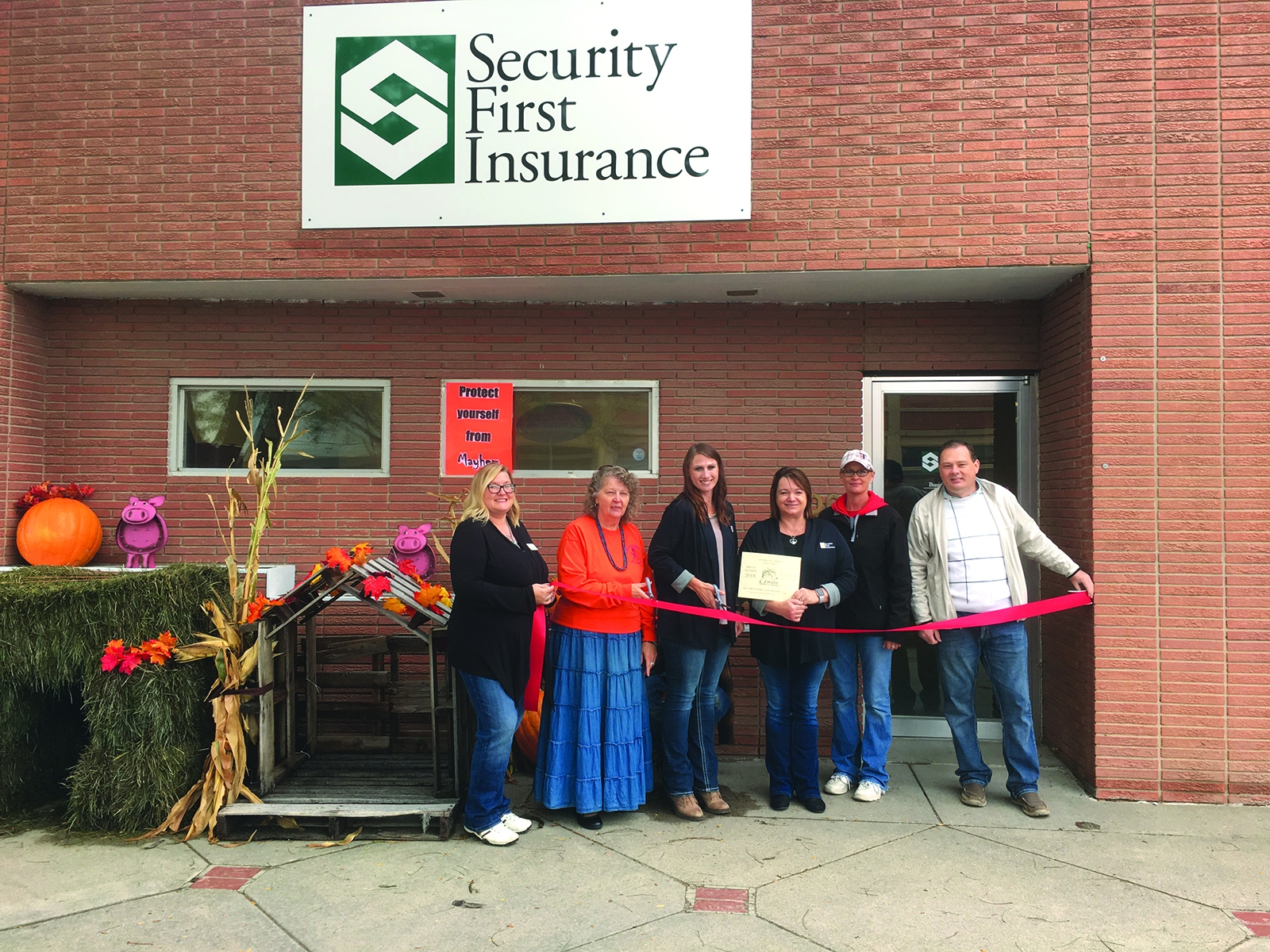 Security First Insurance opens Gordon Office