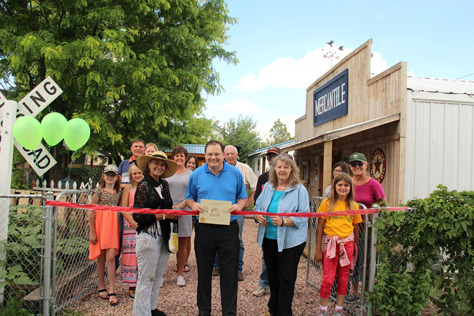 Precious Gardens opens in Gordon