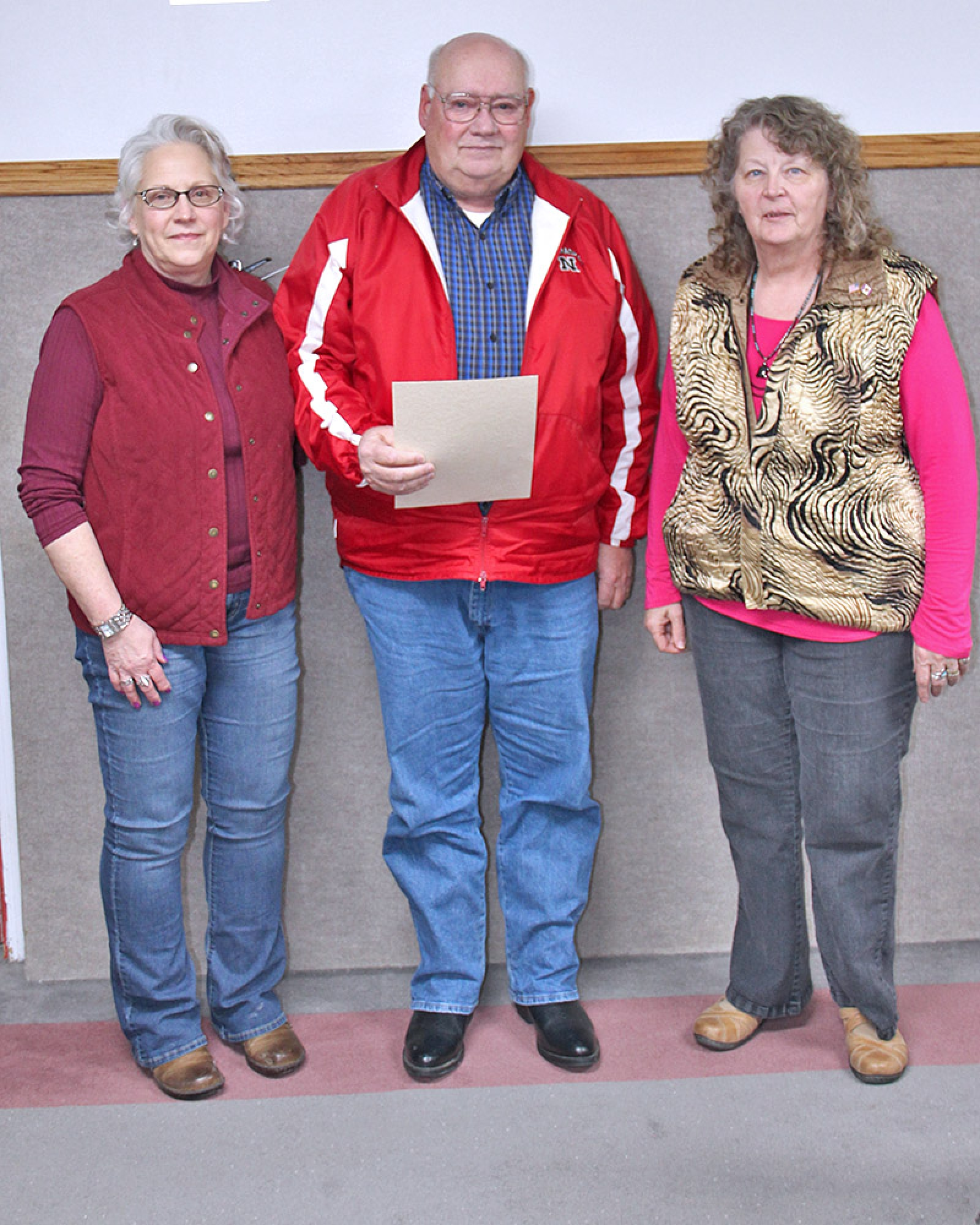Winter honored for 44 years with City of Gordon, Edwards named next city manager