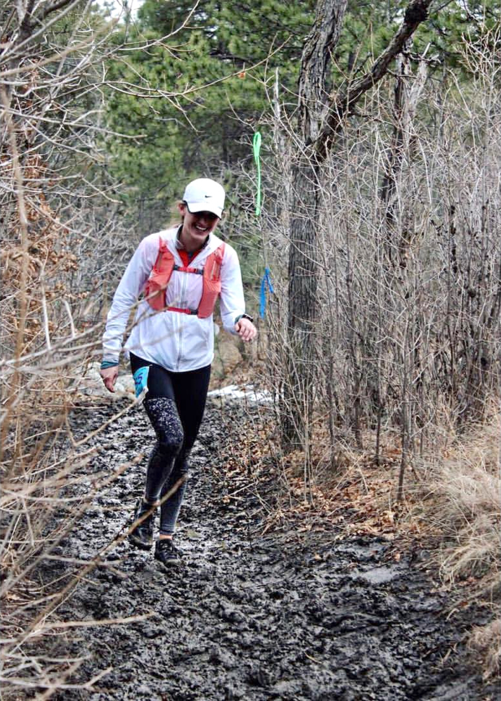 Anna Shadbolt completed her first Ultra Marathon last February.