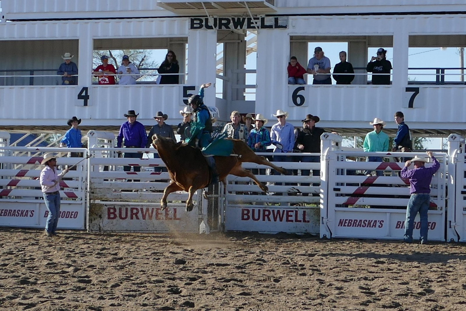 Locals perform well as high school rodeo season starts