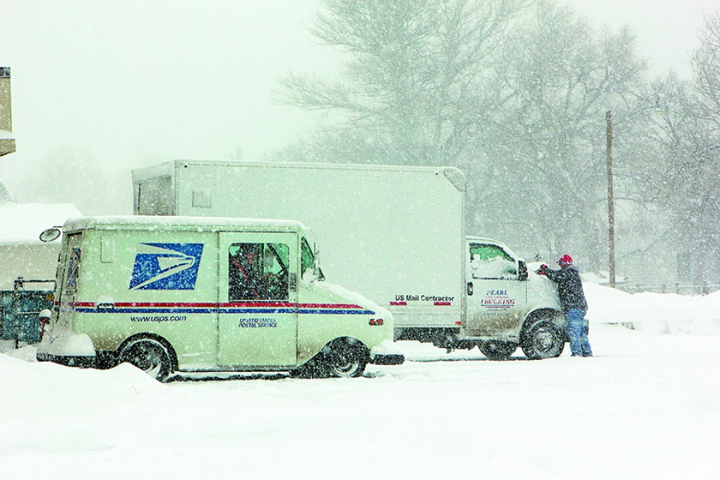 Blizzard buries Sheridan Co. in Snow