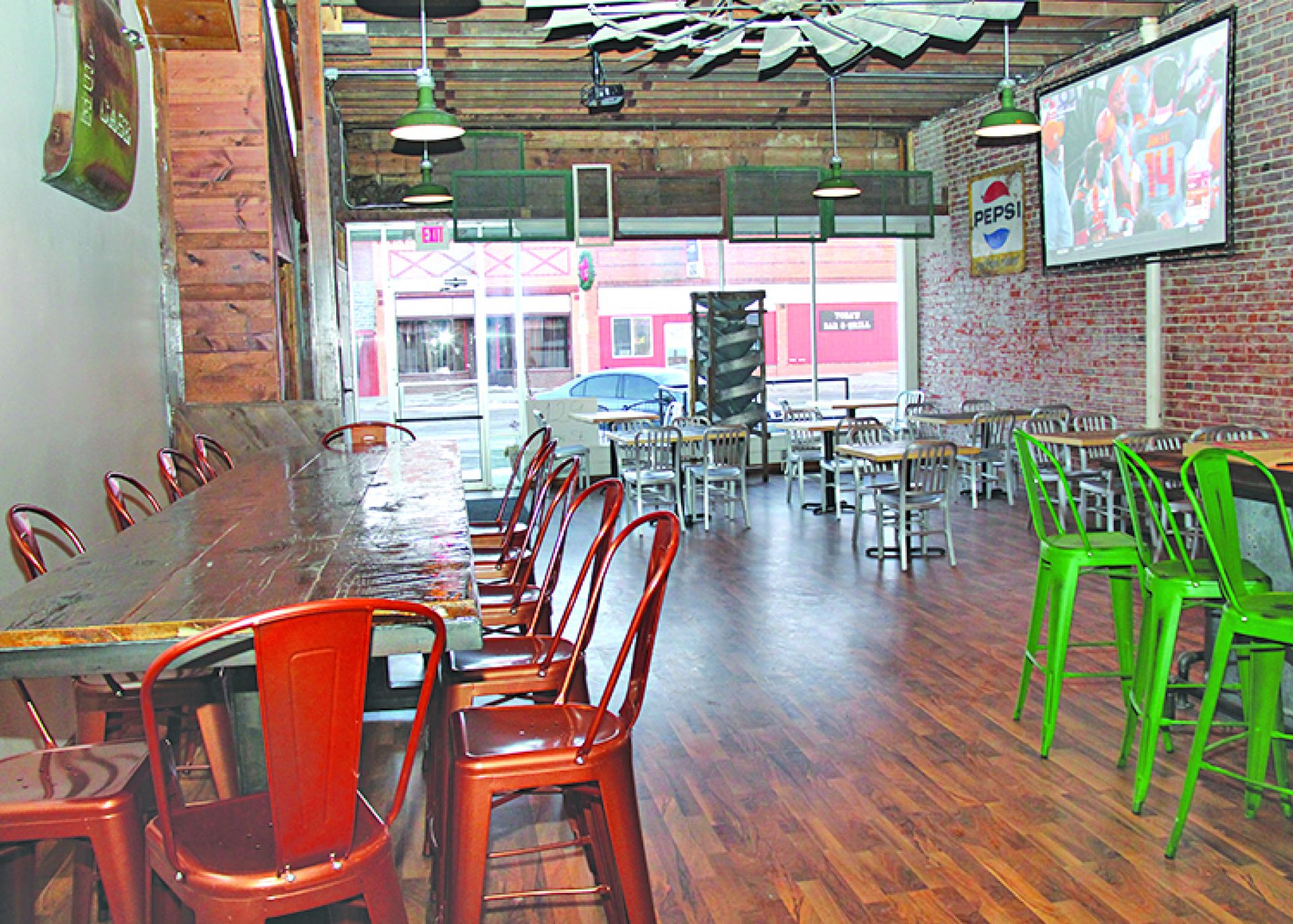 Twisted Turtle Pub opens for business in Rushville