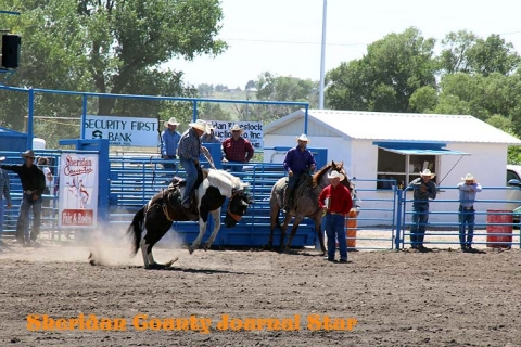 Saturday Open Rodeo