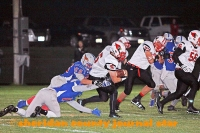 Gordon-Rushville Mustangs football vs. Chadron Cardinals