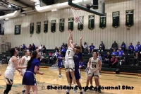 Hay Springs Girls Basketball vs Oelrichs 1/9/2020