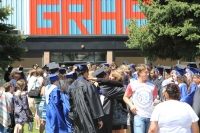 Gordon-Rushville Graduation 2017
