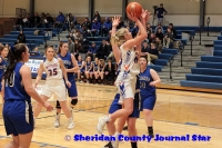 GR Girls Basketball vs Hyannis 12/17/19