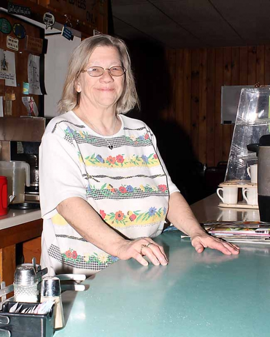 Ladonna Pascoe will come to the end of her career at the Sand Cafe in Merriman, after spending 25 years behind, and in front of the counter, greeting the many customers who have come to know her welcome smile.