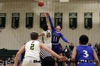Hay Springs Boys Basketball vs Oelrichs 1/9/2020
