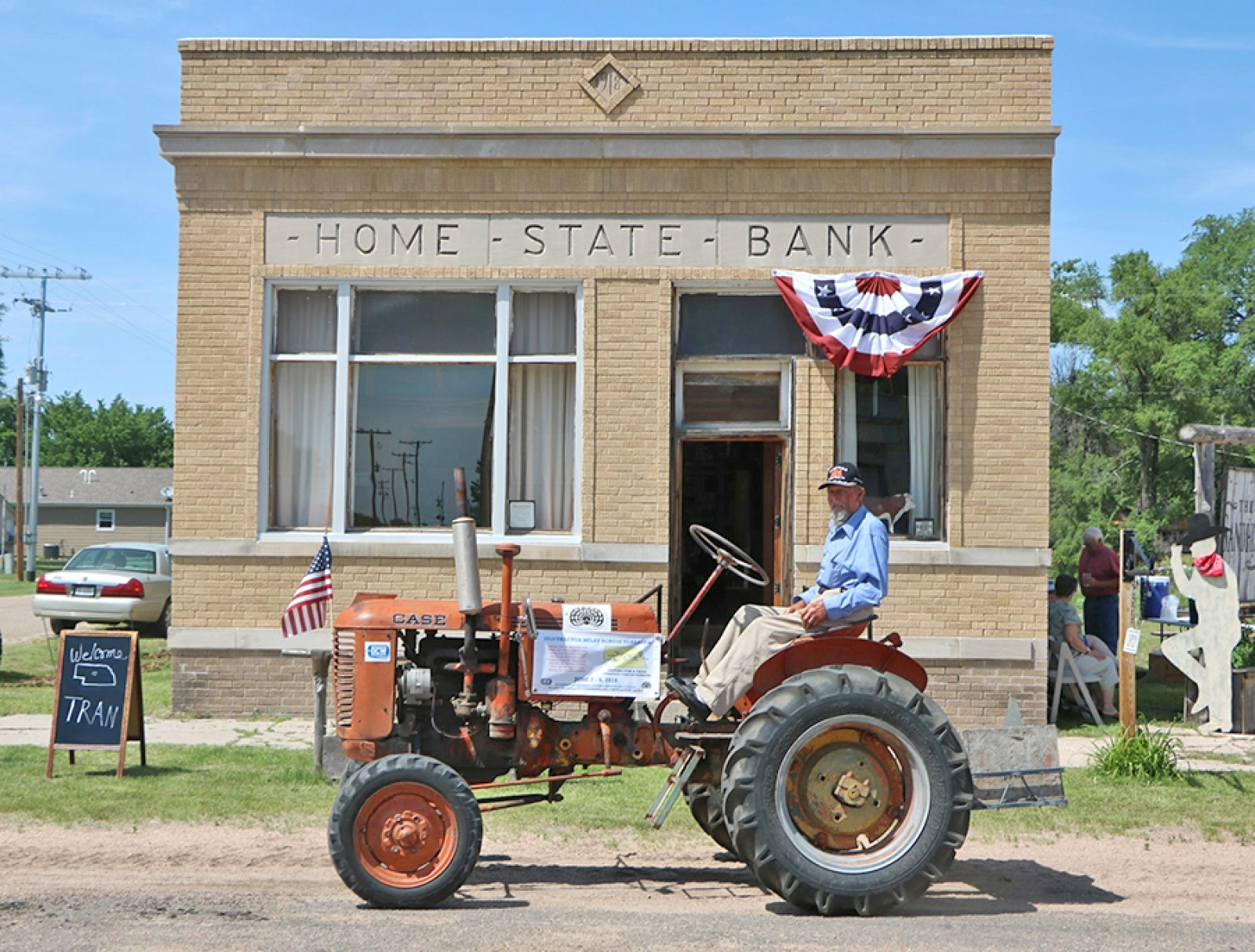 Greenamyre travels 400 mi. during 7th annual Tractor Relay Across Nebraska